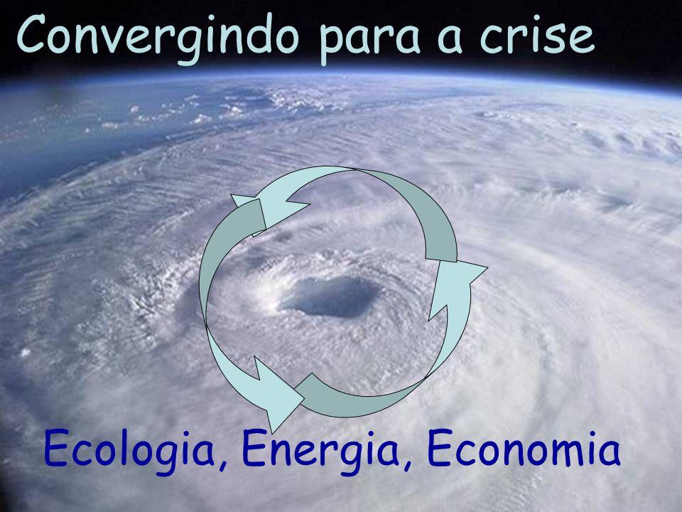 Convergindo para a crise