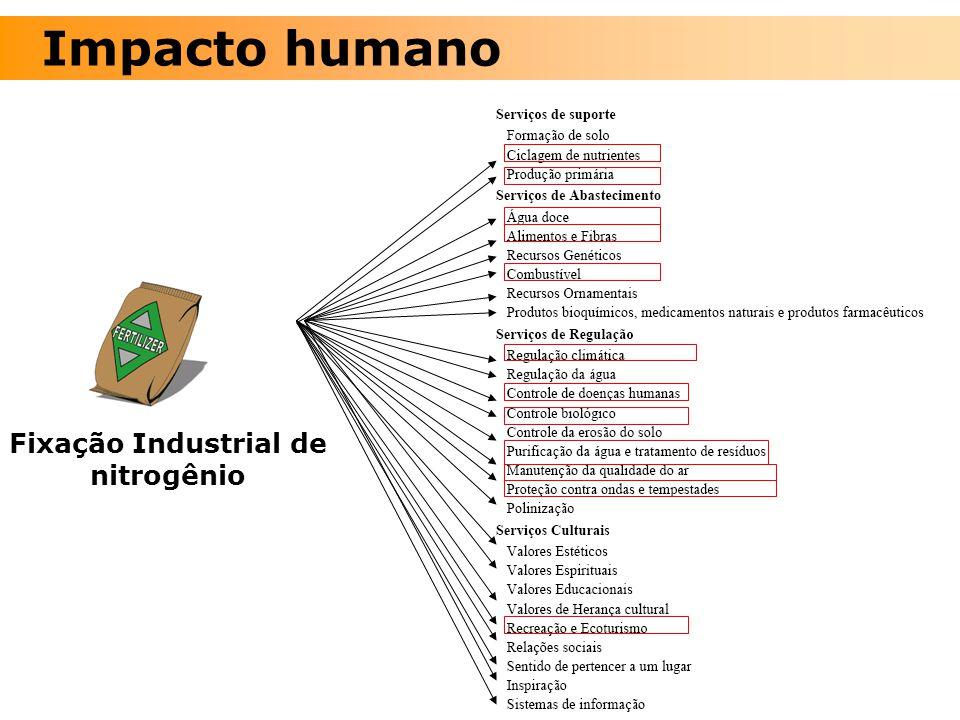 Fixação Industrial de nitrogênio