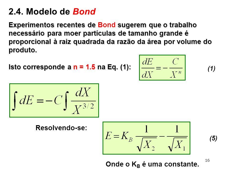 2.4. Modelo de Bond