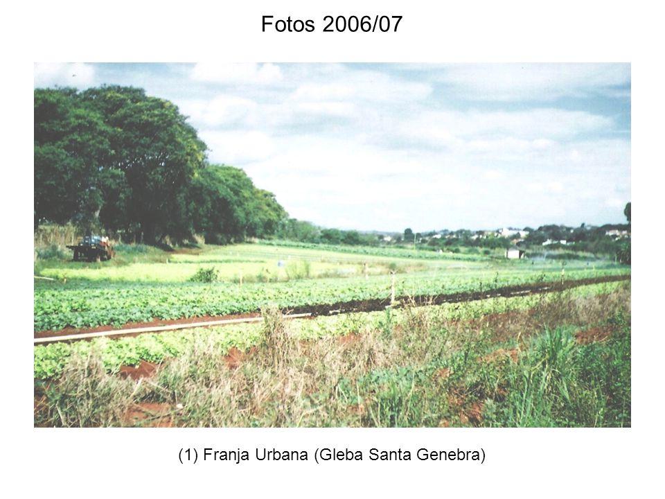 (1) Franja Urbana (Gleba Santa Genebra)