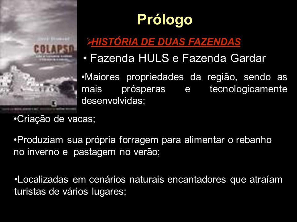 HISTÓRIA DE DUAS FAZENDAS