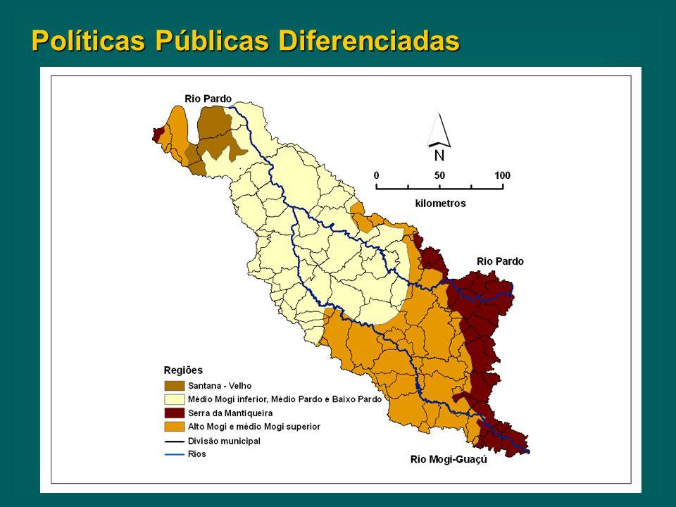 Políticas Públicas Diferenciadas