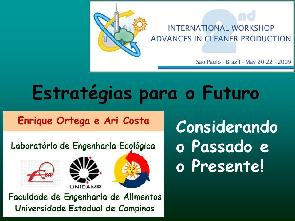 Enrique Ortega e Ari Costa Universidade Estadual de Campinas