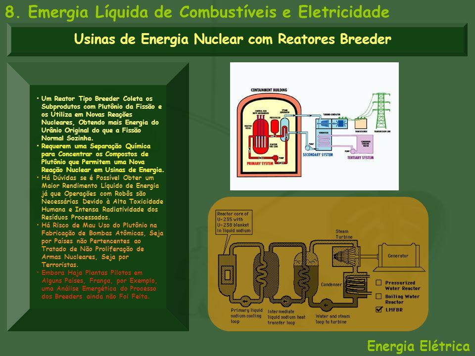 Usinas de Energia Nuclear com Reatores Breeder