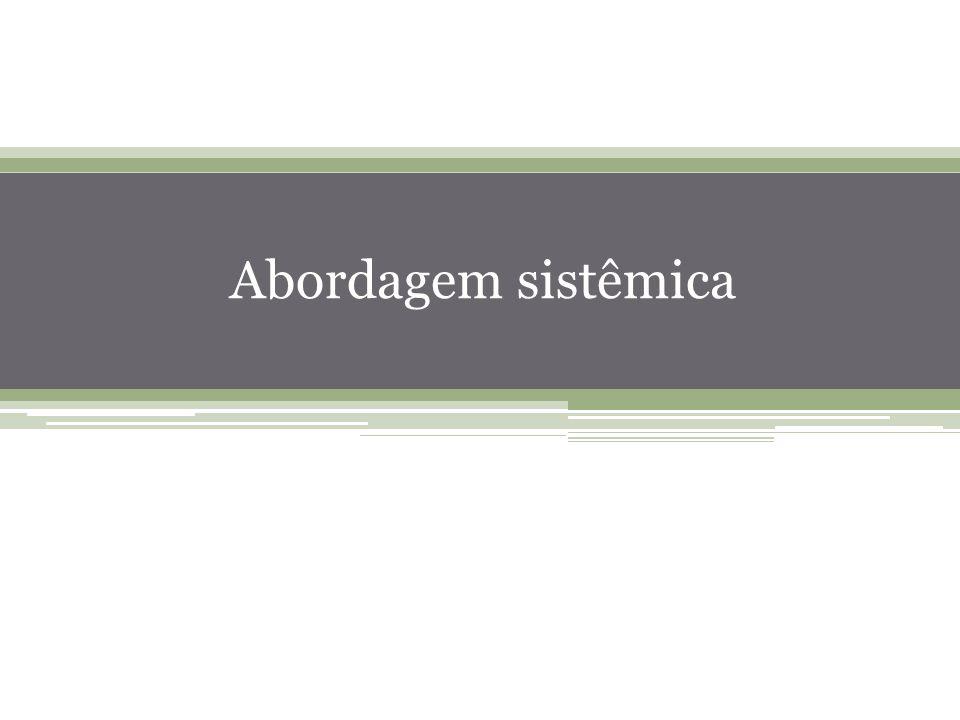 Abordagem sistêmica