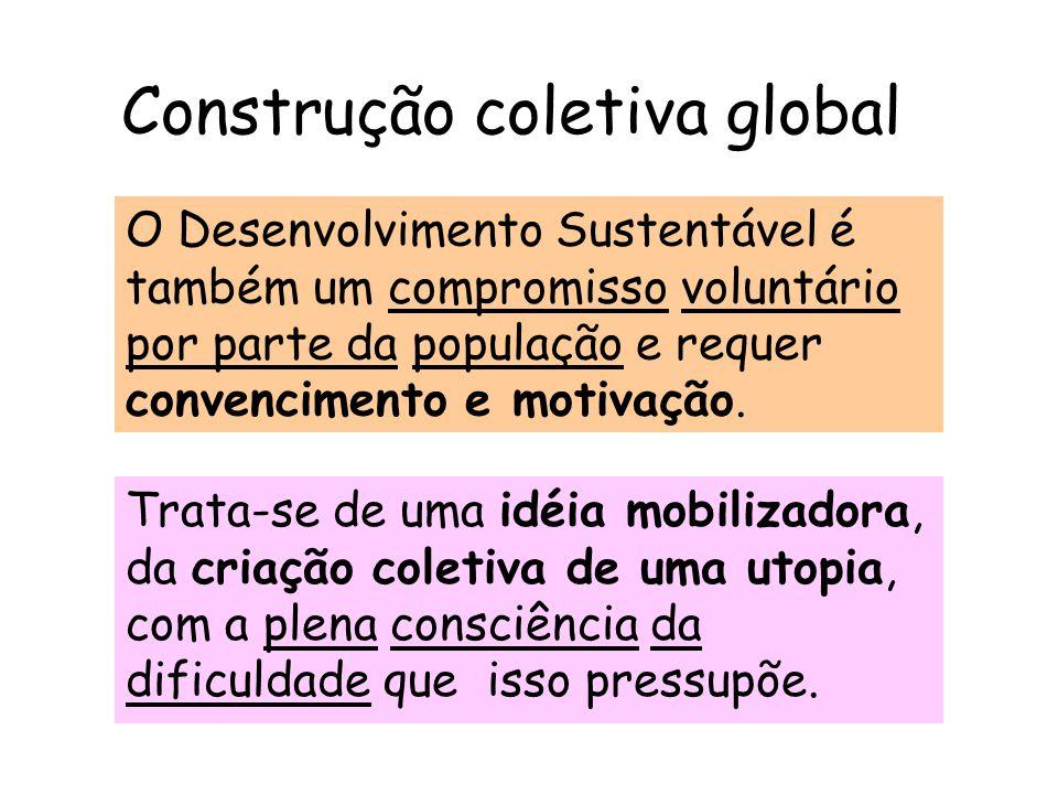 Construção coletiva global