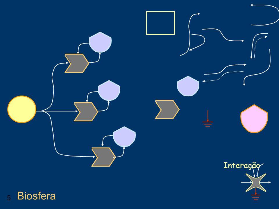 Interação Biosfera