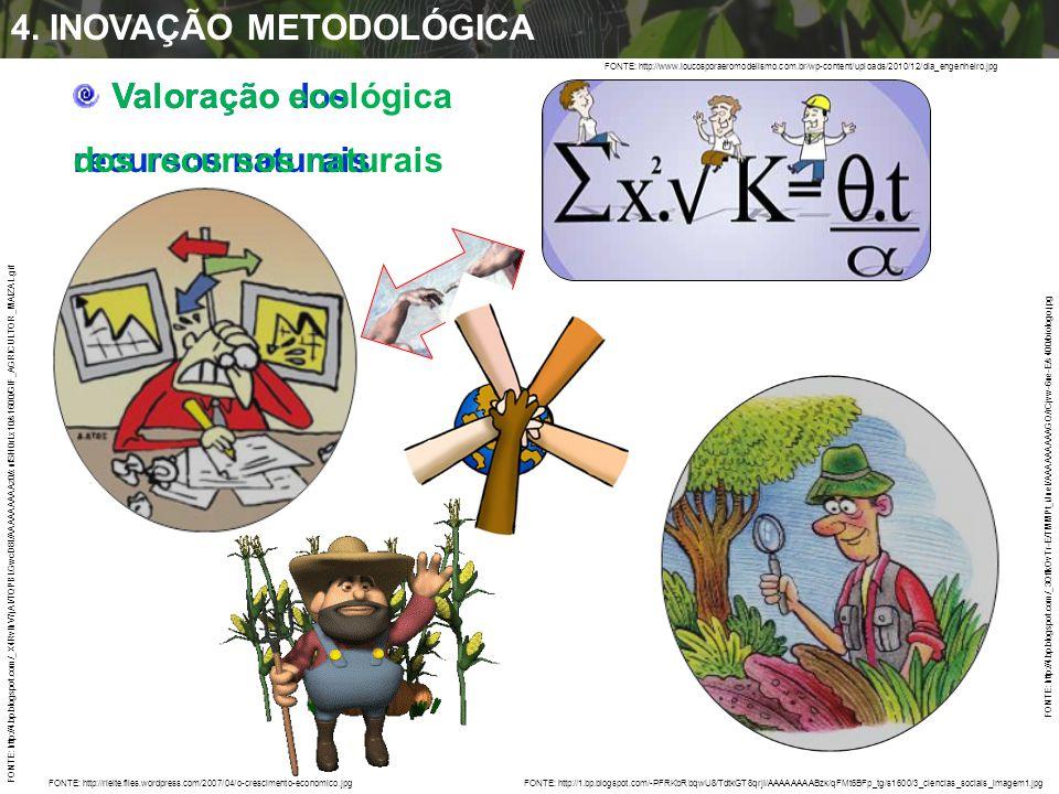 4. INOVAÇÃO METODOLÓGICA