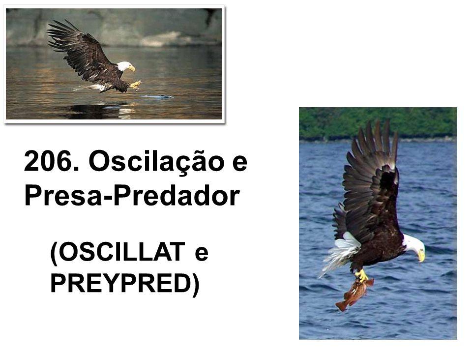206. Oscilação e Presa-Predador