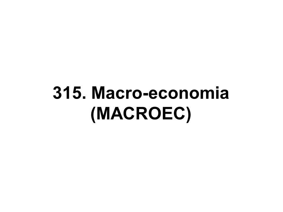 315. Macro-economia (MACROEC)