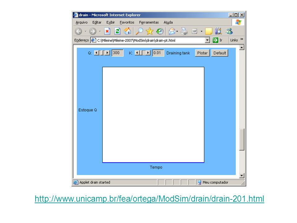 http://www.unicamp.br/fea/ortega/ModSim/drain/drain-201.html