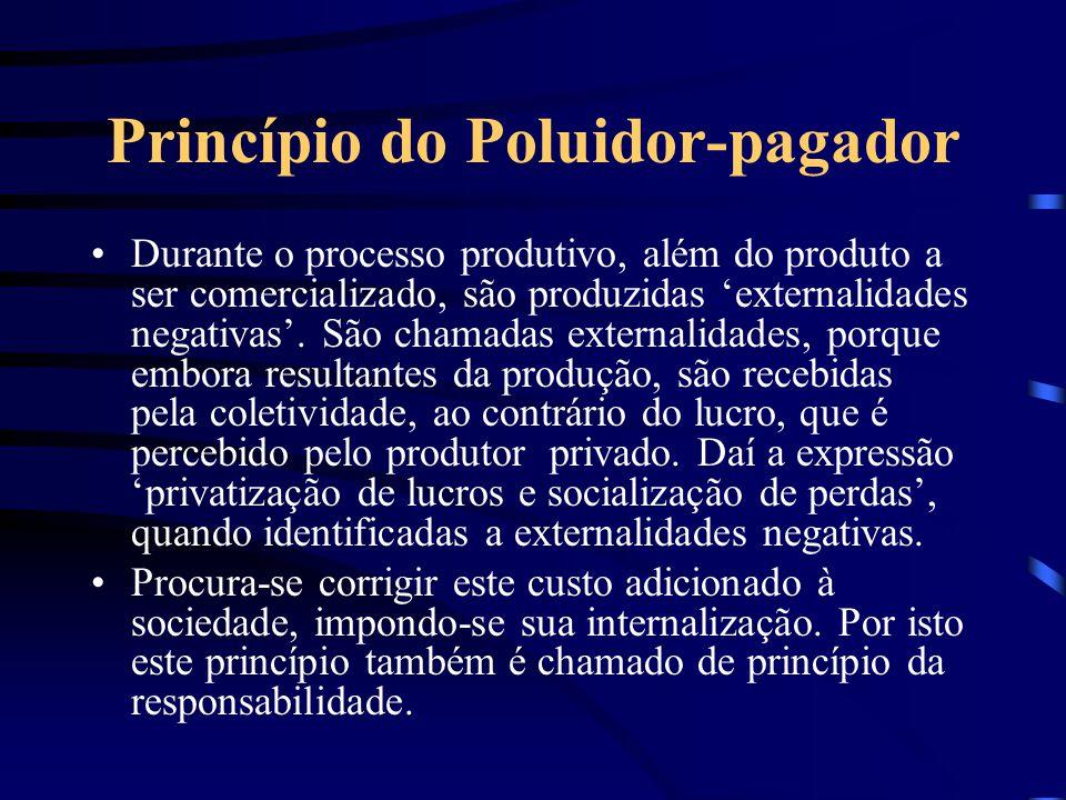 Princípio do Poluidor-pagador