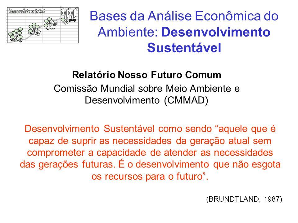 Relatório Nosso Futuro Comum