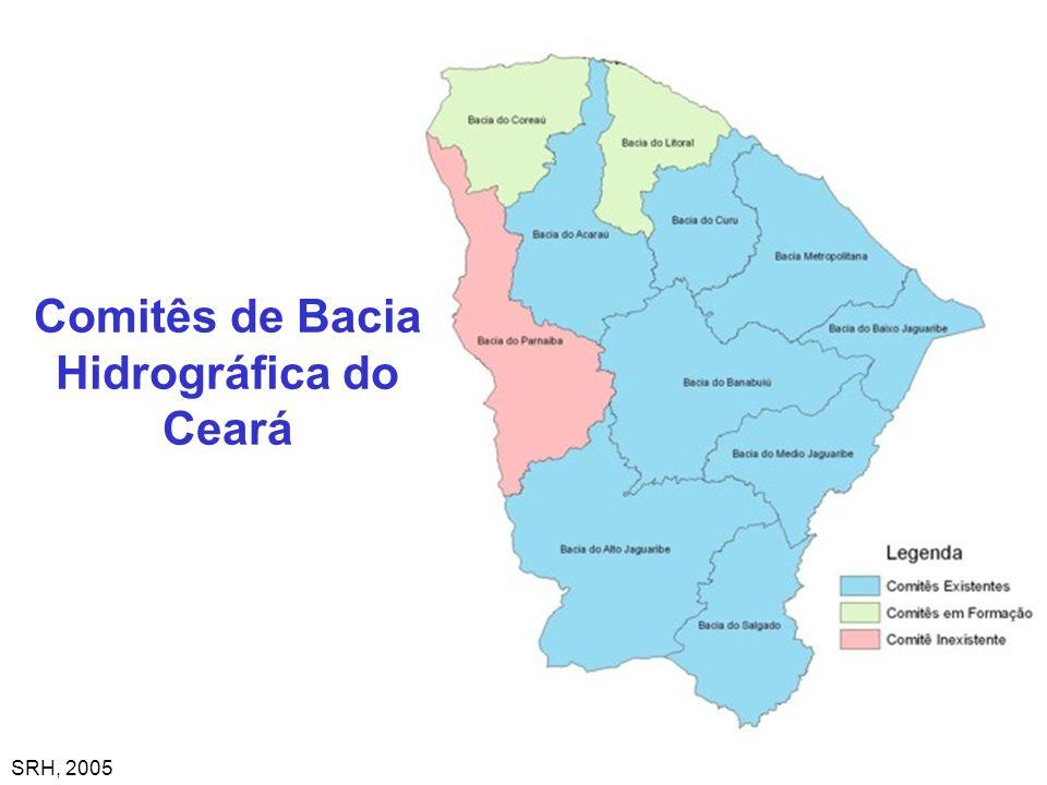 Comitês de Bacia Hidrográfica do Ceará