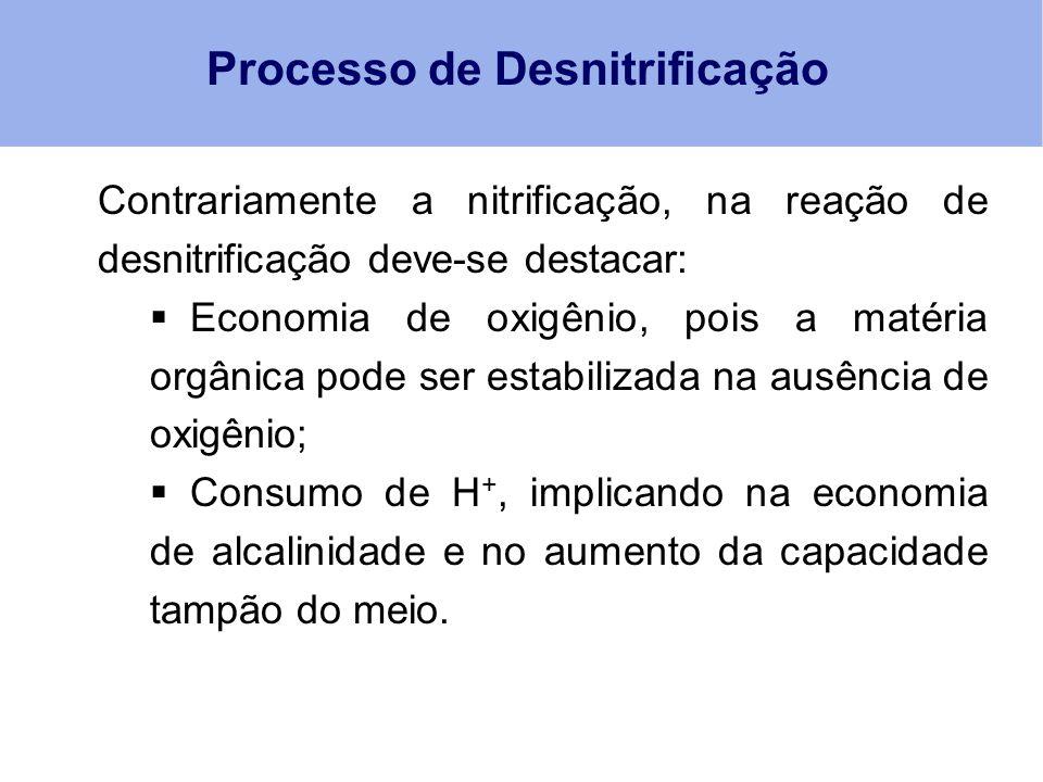 Processo de Desnitrificação