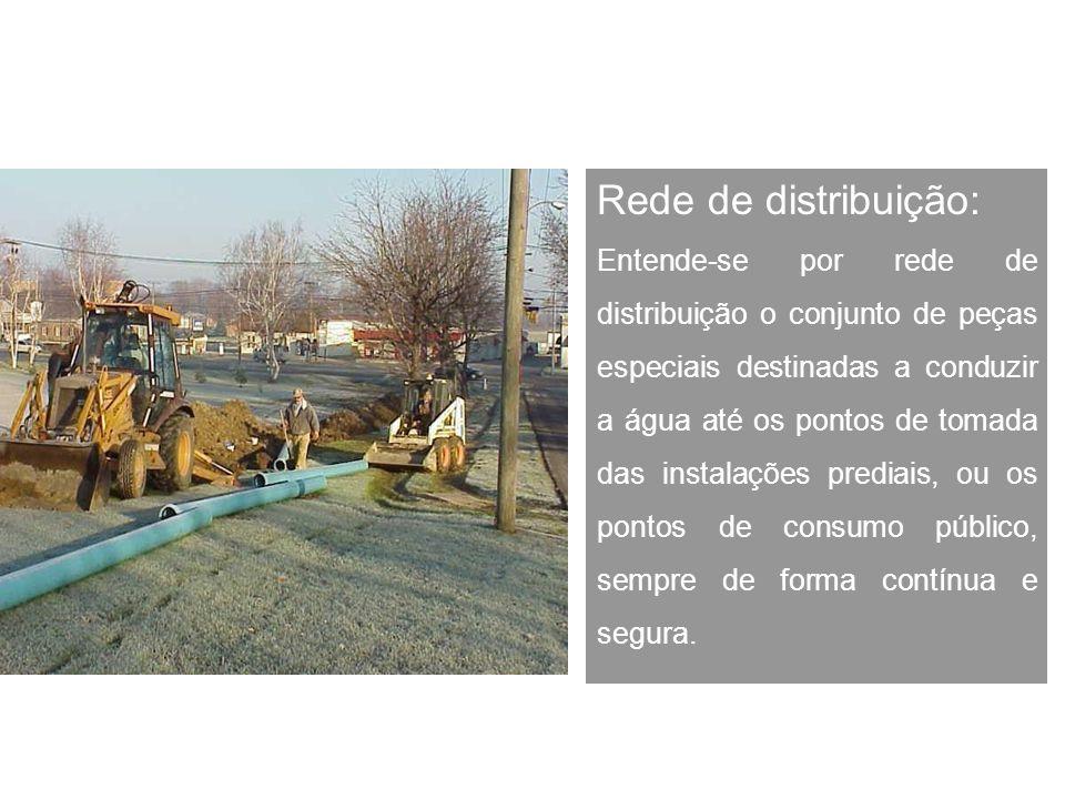 Rede de distribuição: