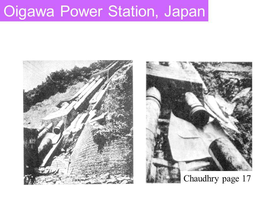 Oigawa Power Station, Japan