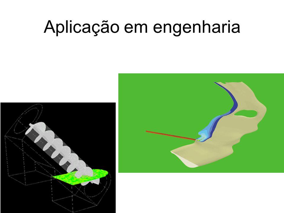 Aplicação em engenharia