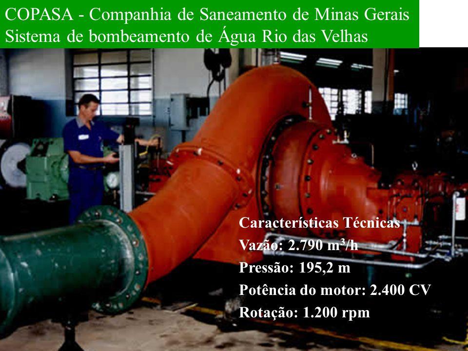 COPASA - Companhia de Saneamento de Minas Gerais