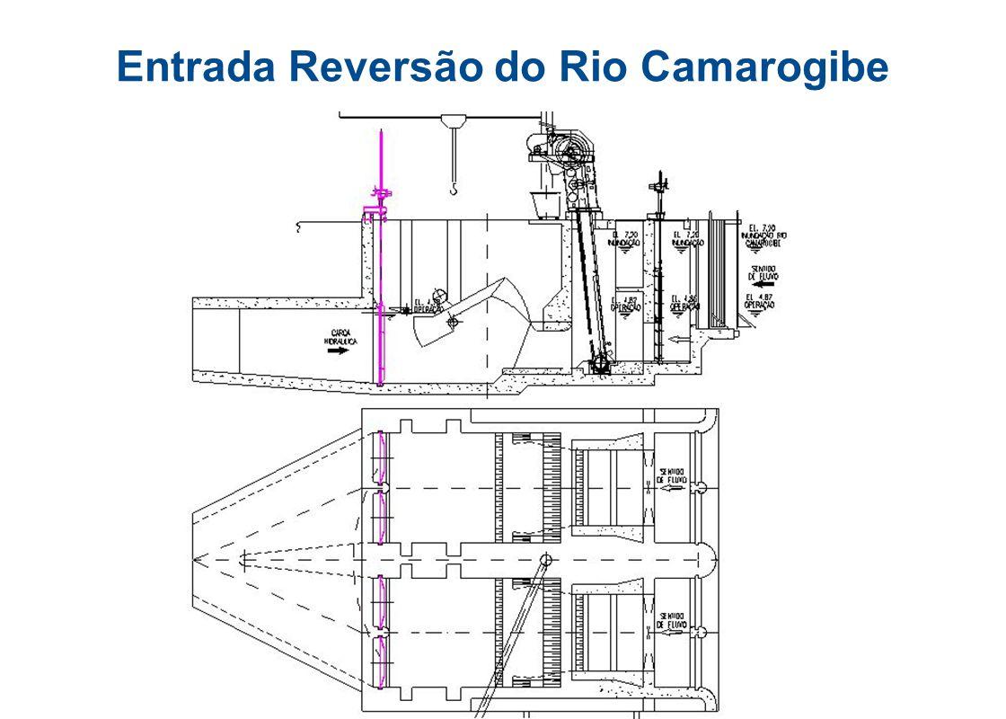 Entrada Reversão do Rio Camarogibe