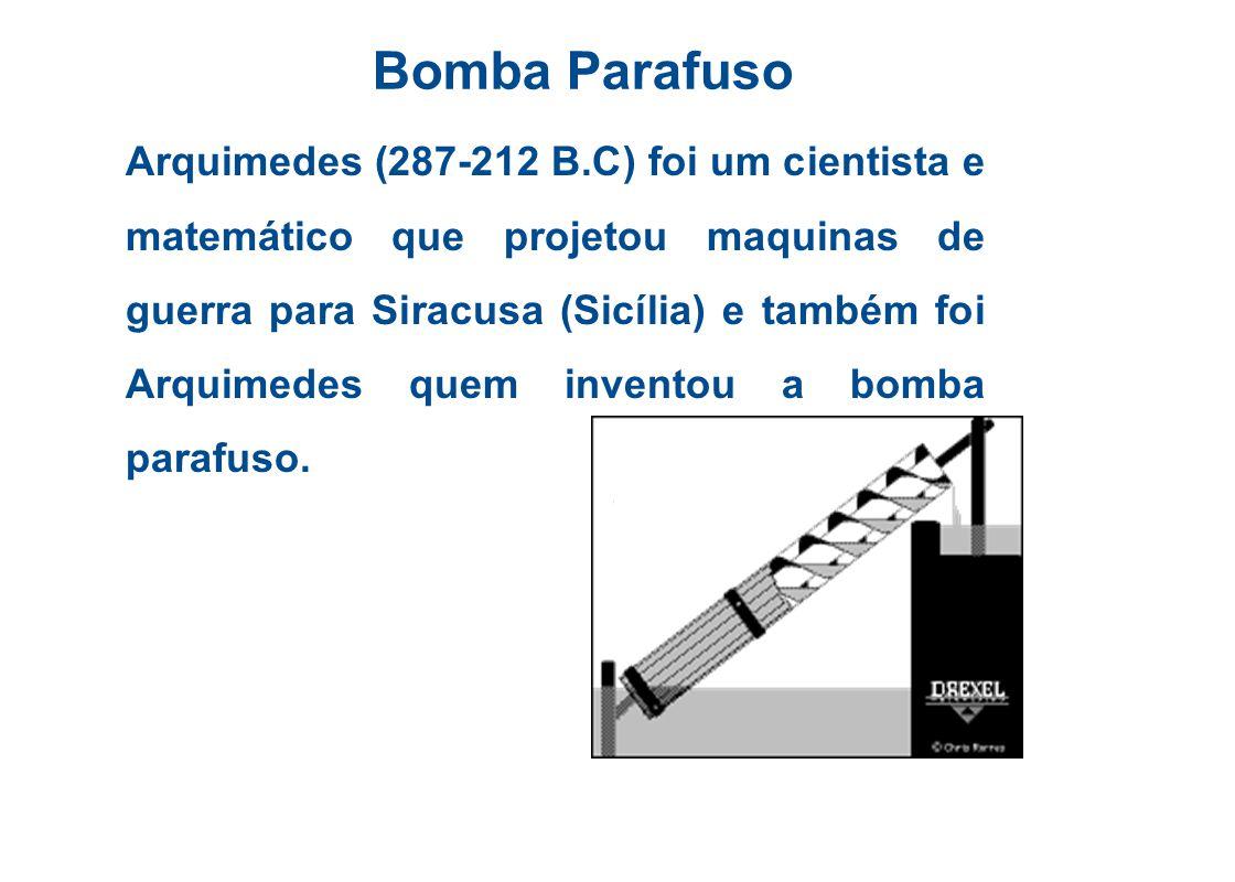 Bomba Parafuso