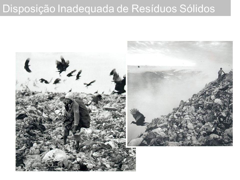Disposição Inadequada de Resíduos Sólidos