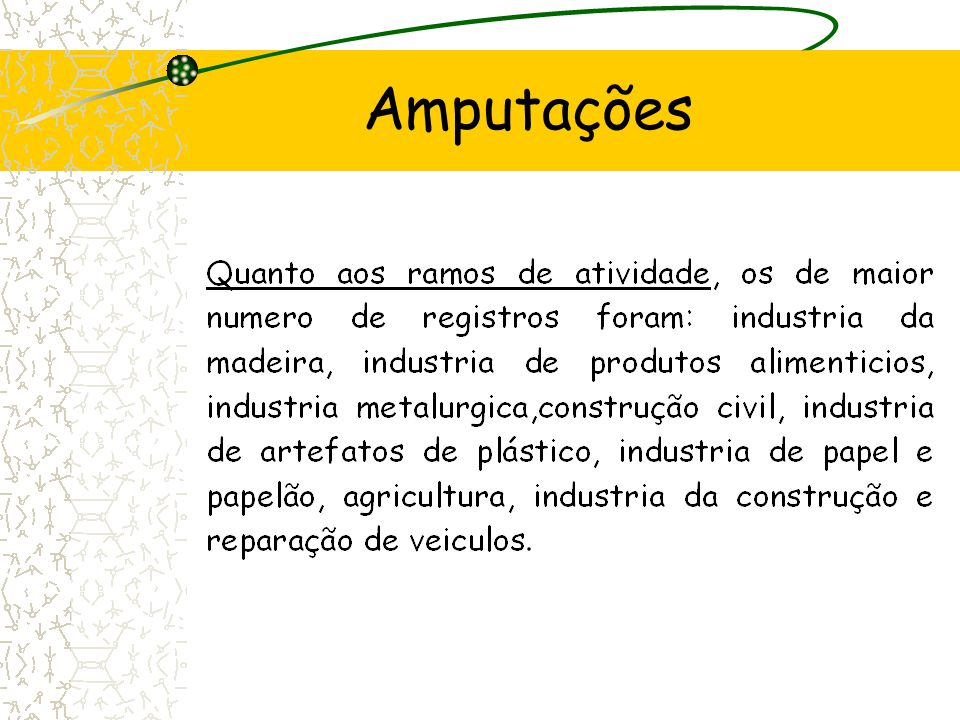 Amputações