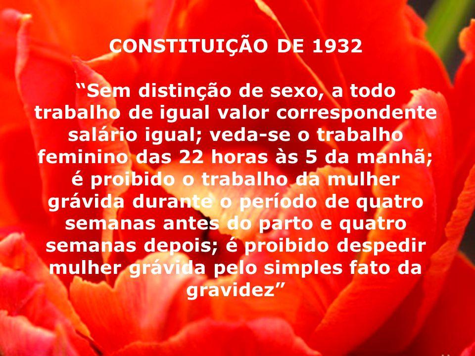 CONSTITUIÇÃO DE 1932