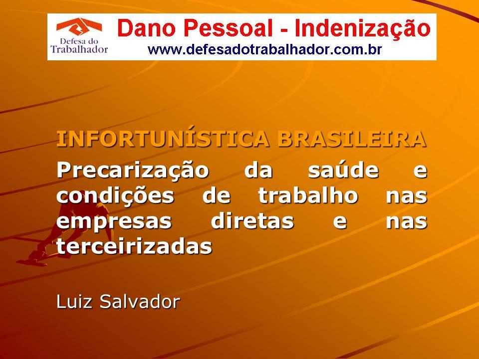 INFORTUNÍSTICA BRASILEIRA