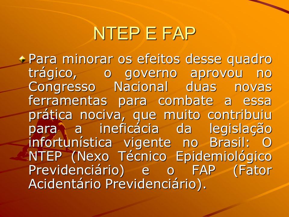 NTEP E FAP