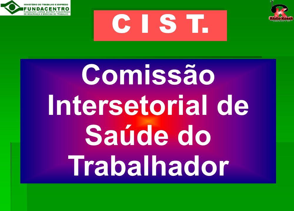 Comissão Intersetorial de Saúde do Trabalhador