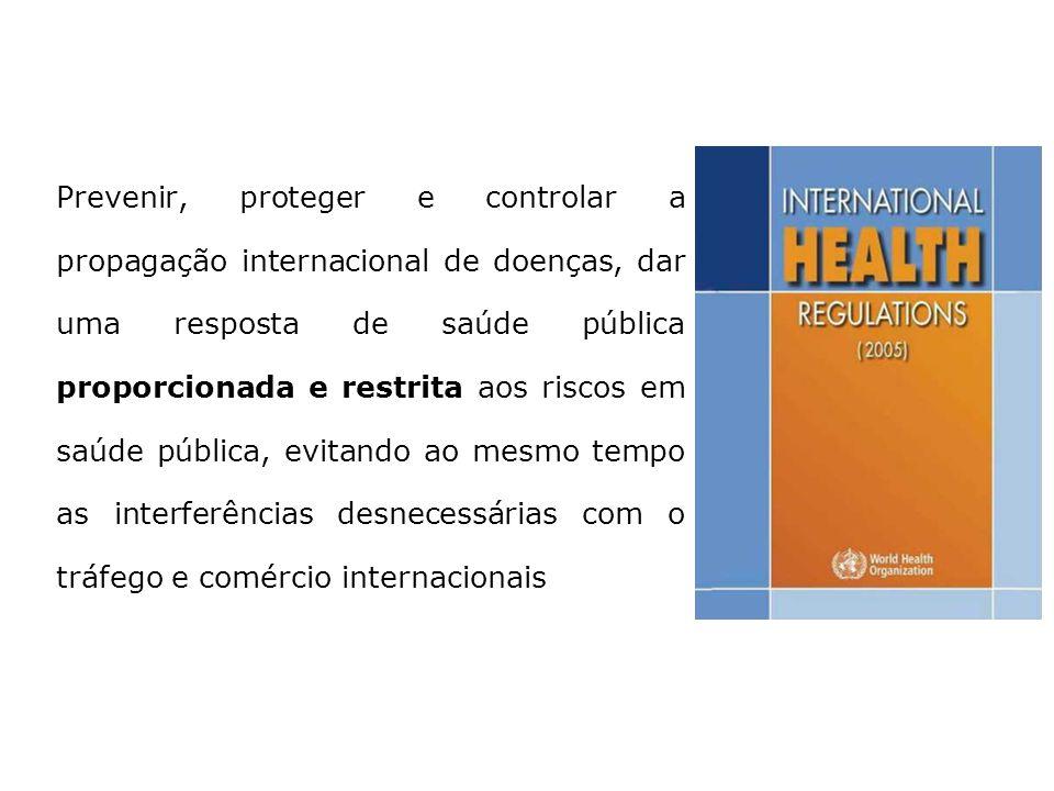 Finalidade e alcance do RSI (2005)