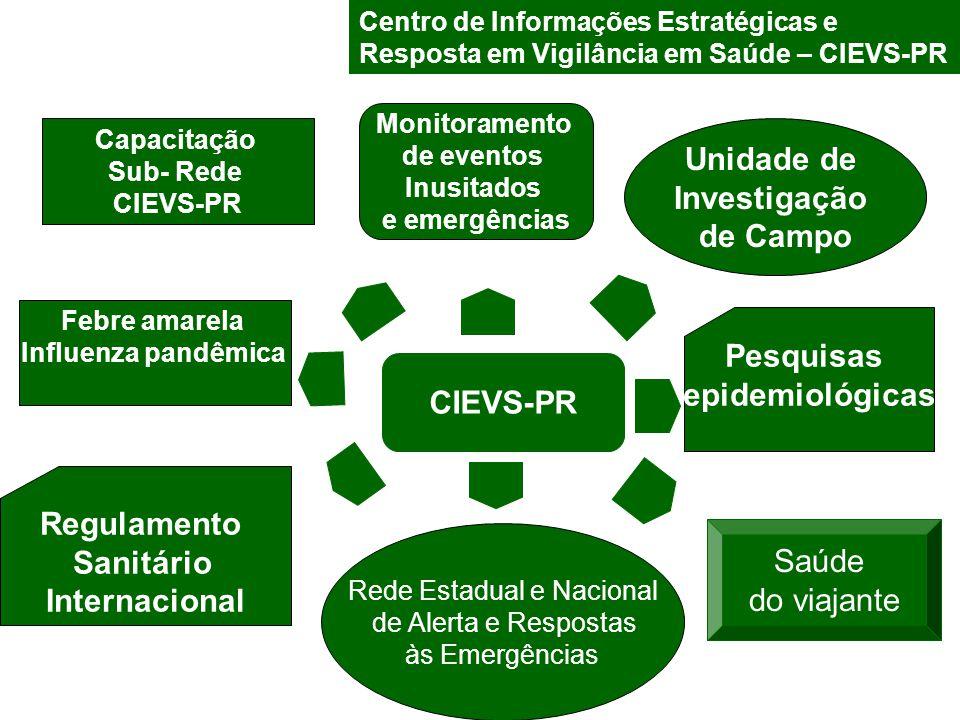 Rede Estadual e Nacional