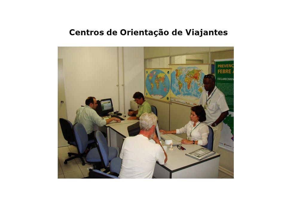 Centros de Orientação de Viajantes