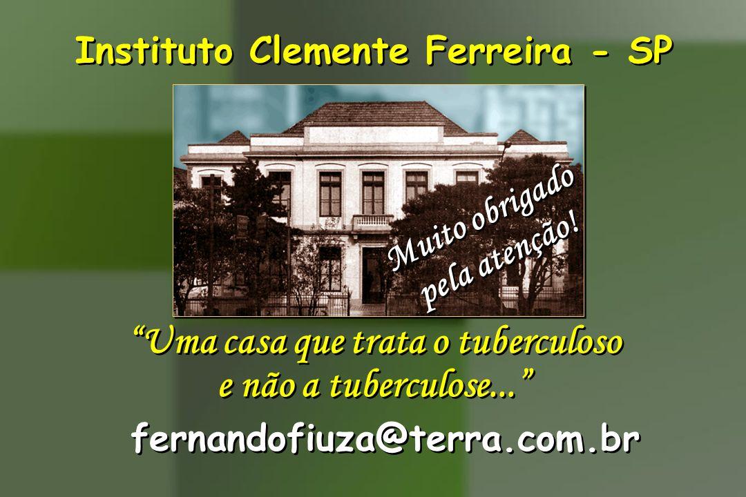 Instituto Clemente Ferreira - SP