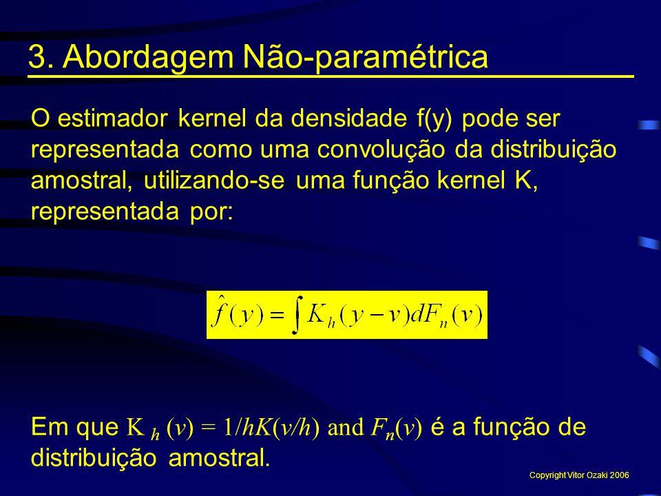 3. Abordagem Não-paramétrica