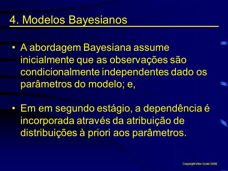 4. Modelos Bayesianos