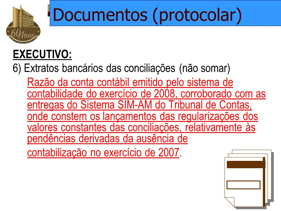 Documentos (protocolar)