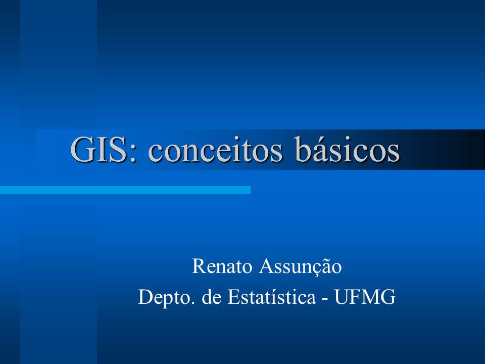 GIS: conceitos básicos