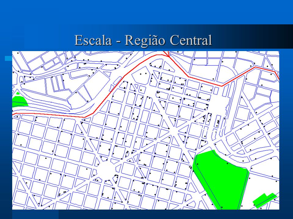 Escala - Região Central
