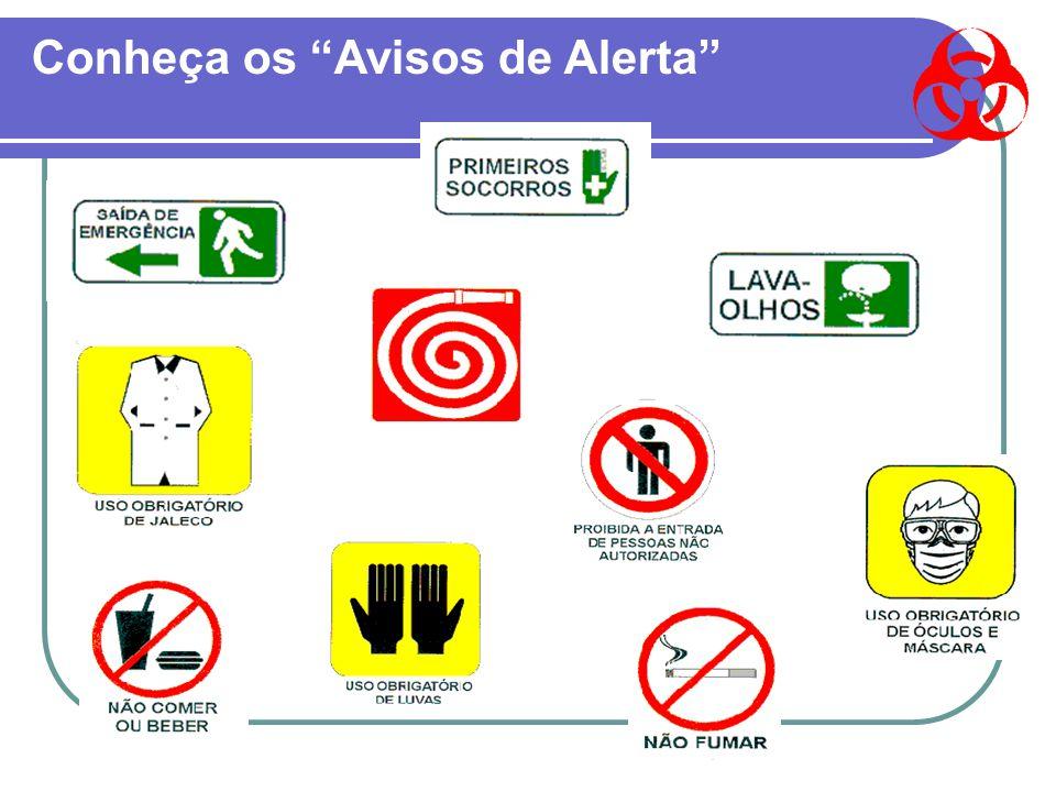 Conheça os Avisos de Alerta