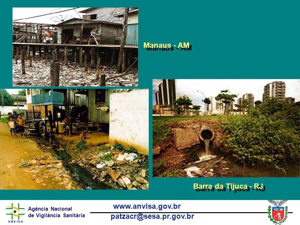 Manaus - AM Barra da Tijuca - RJ