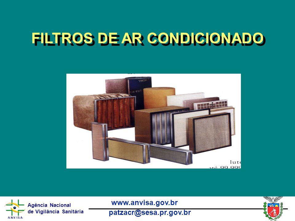 FILTROS DE AR CONDICIONADO
