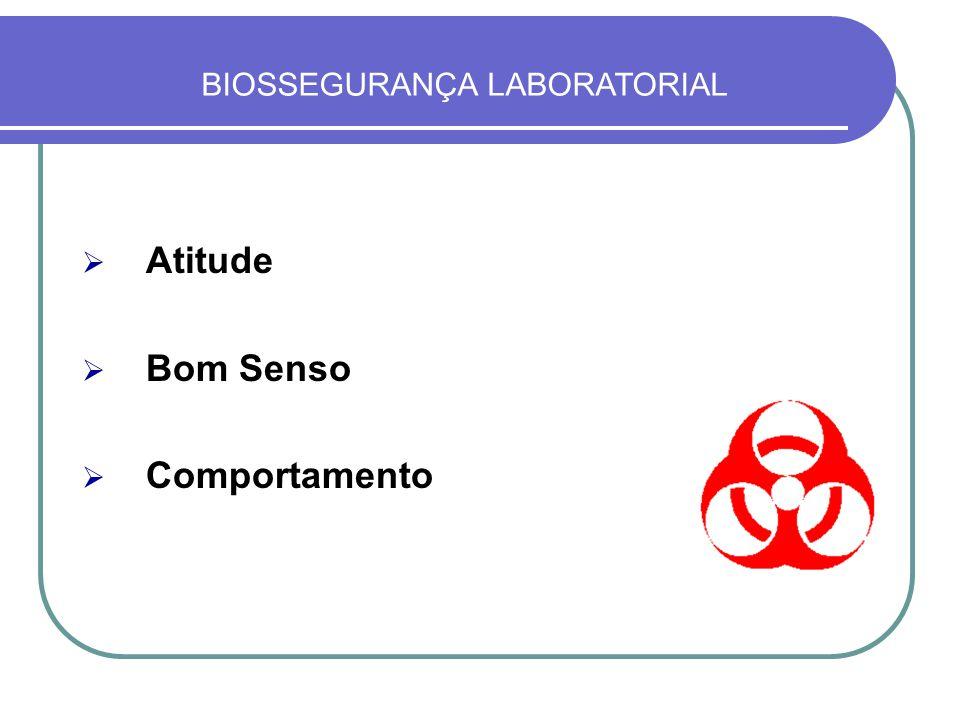 BIOSSEGURANÇA LABORATORIAL