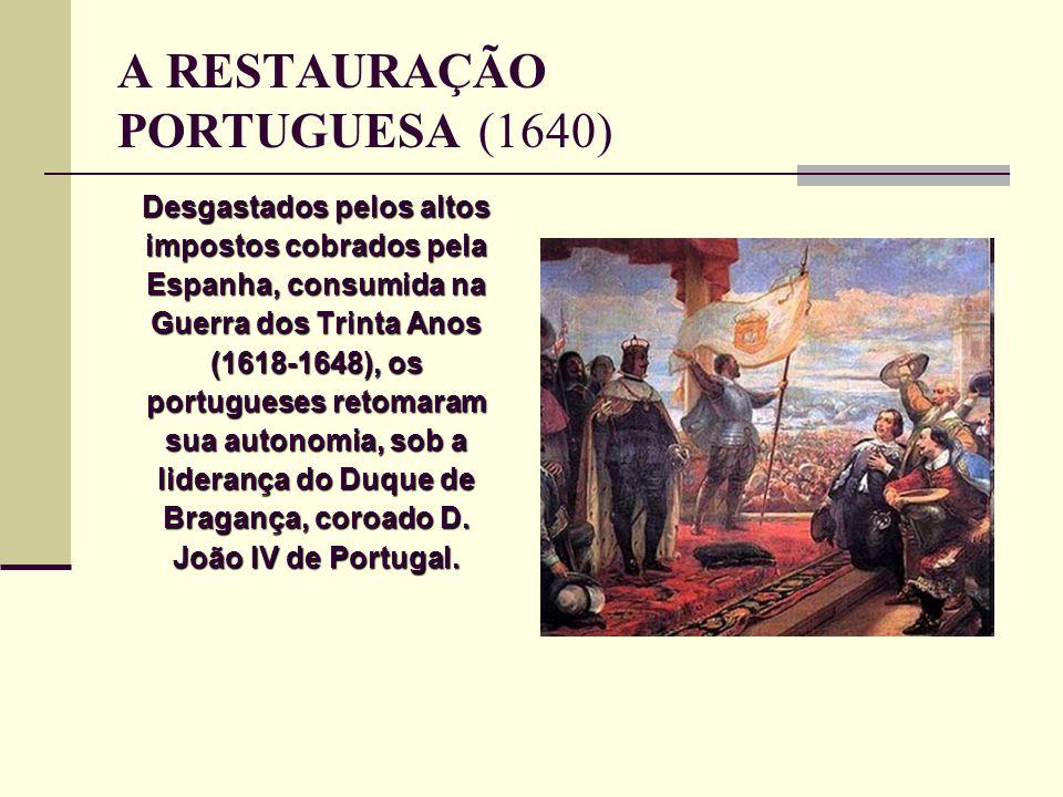 A RESTAURAÇÃO PORTUGUESA (1640)