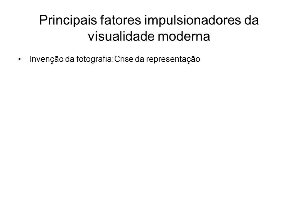 Principais fatores impulsionadores da visualidade moderna