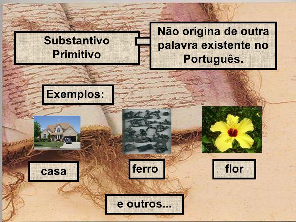 Não origina de outra palavra existente no Português.