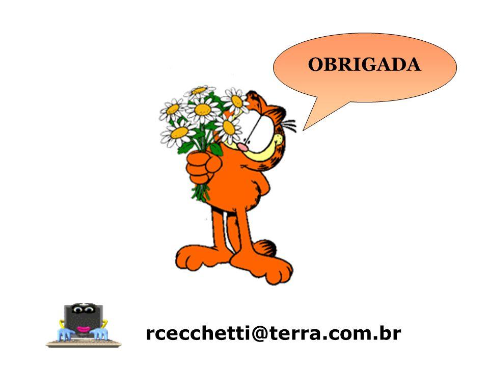 OBRIGADA rcecchetti@terra.com.br