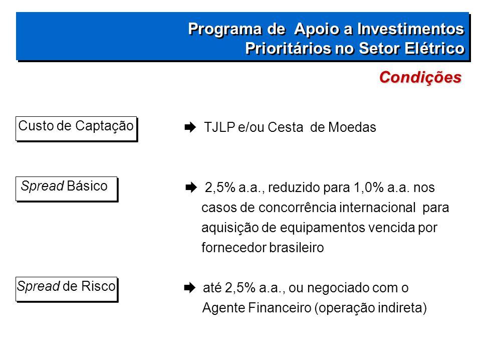 Programa de Apoio a Investimentos Prioritários no Setor Elétrico