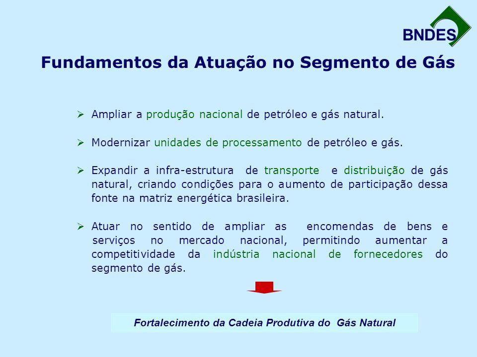 Fundamentos da Atuação no Segmento de Gás